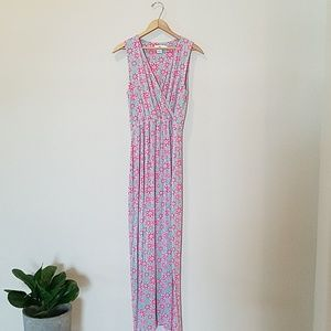 Vineyard Vines Floral Maxi Dress